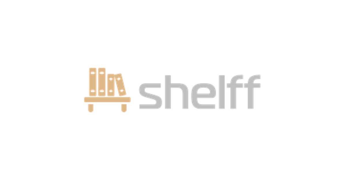毎月2500円で読みたい本が3冊も!本のサブスク「shelff(シェルフ)」が9月1日(日)からスタート 2番目の画像